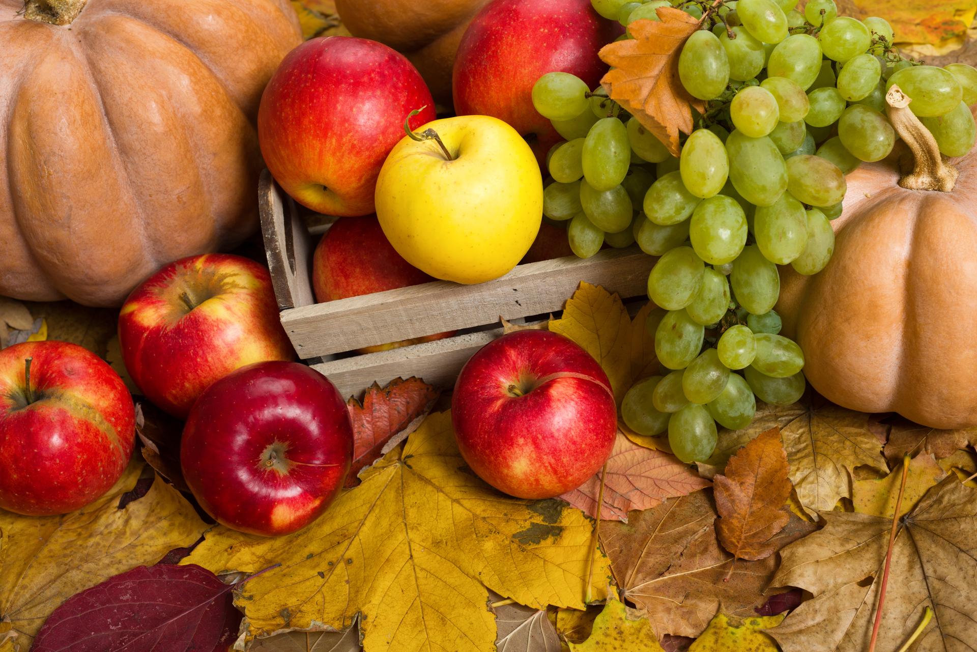 """Imagen correspondiente al post """"Frutas y verduras de temporada: octubre"""" de Frutas Olivar"""