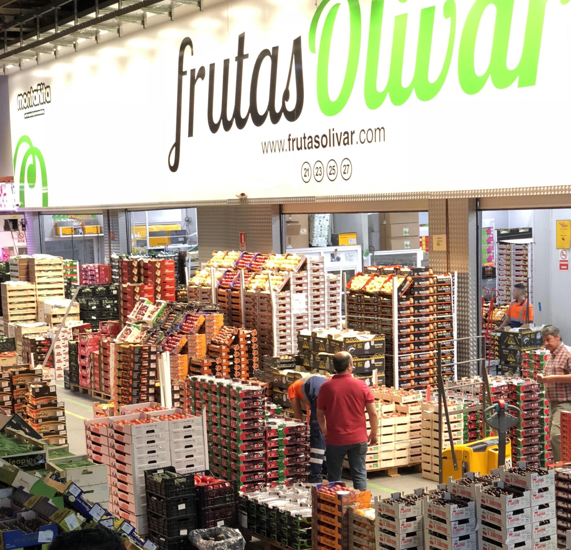 """Imagen correspondiente al post """"Distribuidora de frutas y verduras: ventajas de elegirnos como proveedor"""" de Frutas Olivar"""