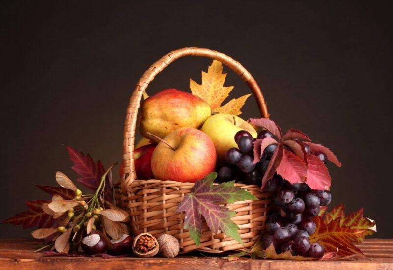 Frutas y verduras de noviembre