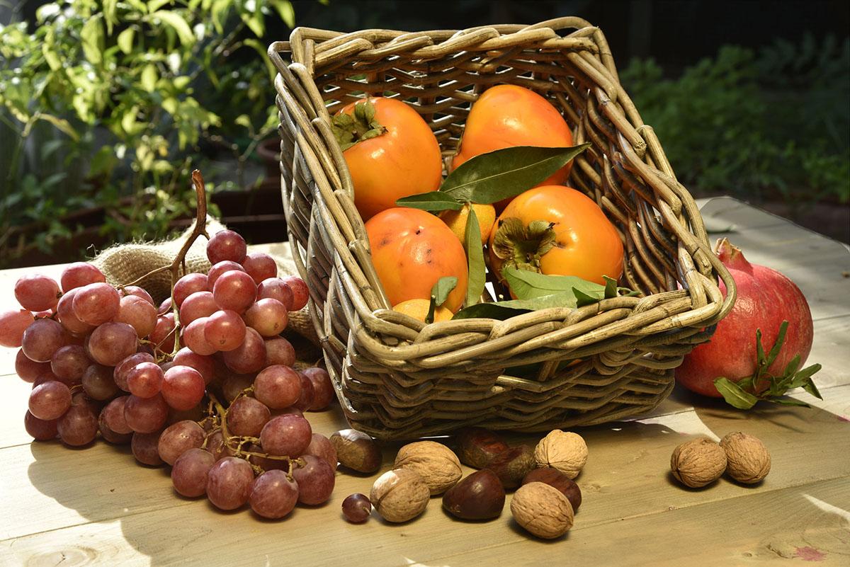 frutas y verduras de diciembre