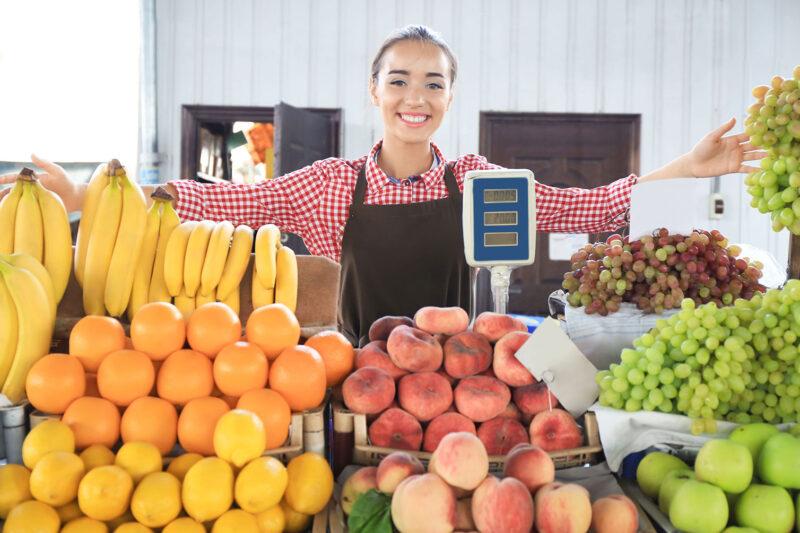 elegir un mayorista de frutas y verduras