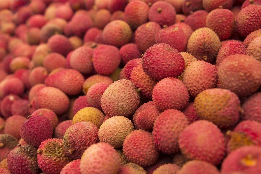 el lichi una fruta peligrosa