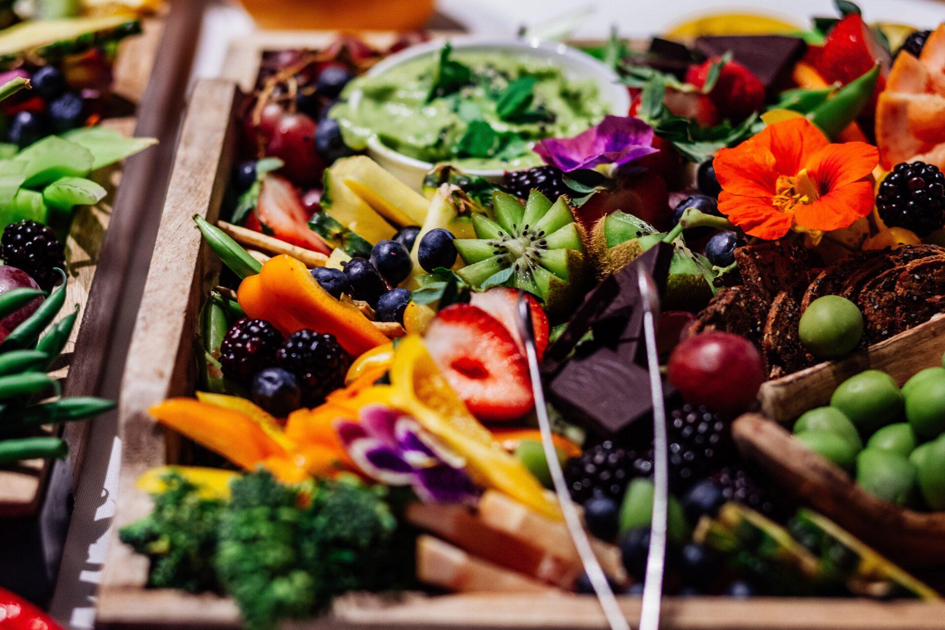 comida sana: nuevas tendencias