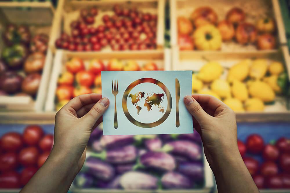 comercio internacional de frutas