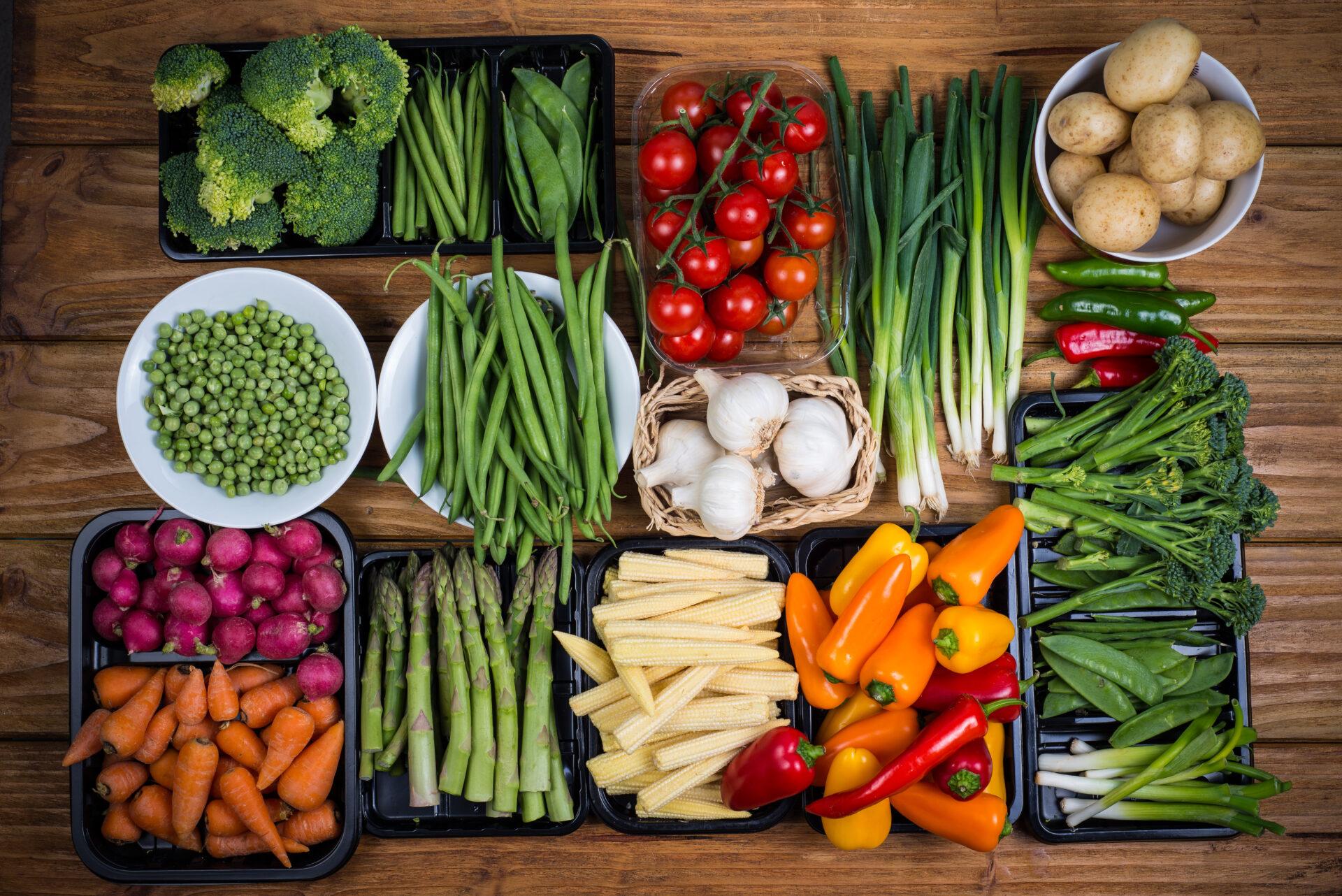 imagen destacada de los 10 tipos de verdura que podemos consumir en nuestra dieta diaria