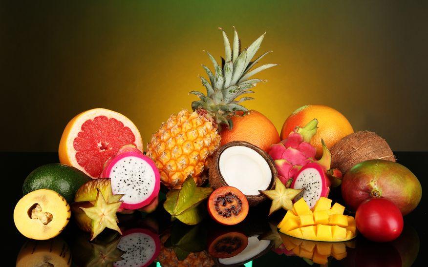 distribuidores de frutas exóticas