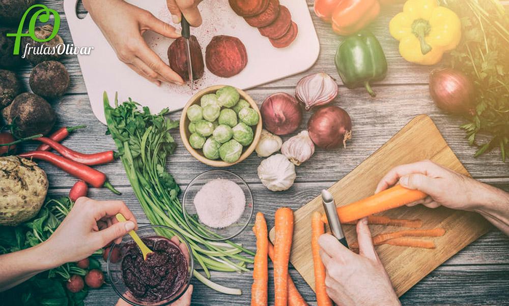 4 Recetas con verduras para combatir el frío