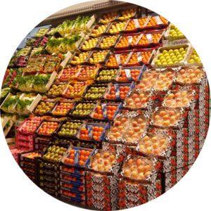 mayoristas de frutas y verduras