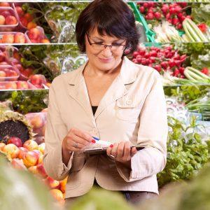 Calidad de las frutas y verduras
