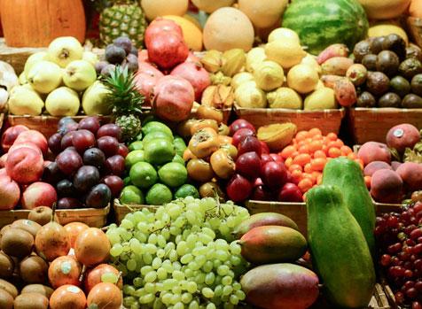 donde comprar las verduras y frutas