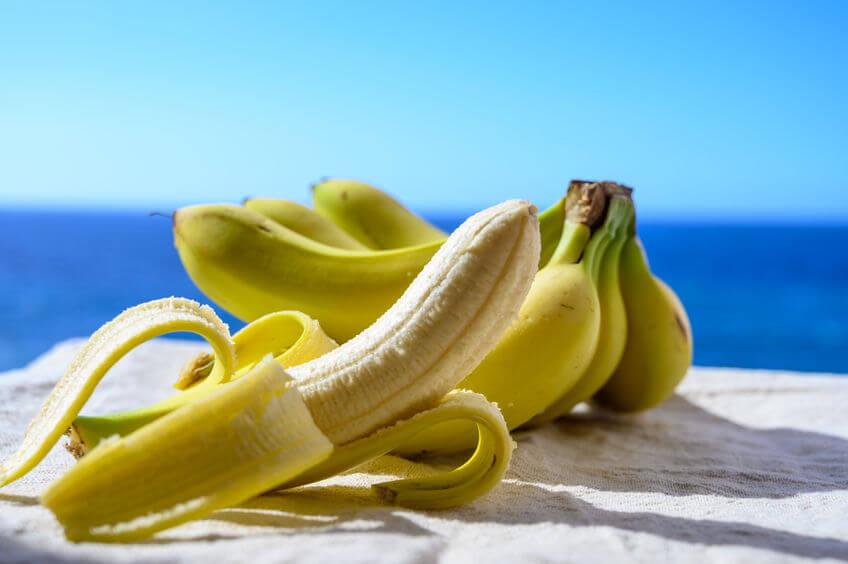 características del plátano de canarias