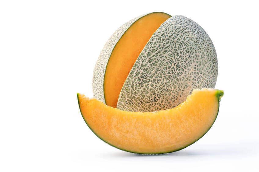 tipo de melon cantalupo