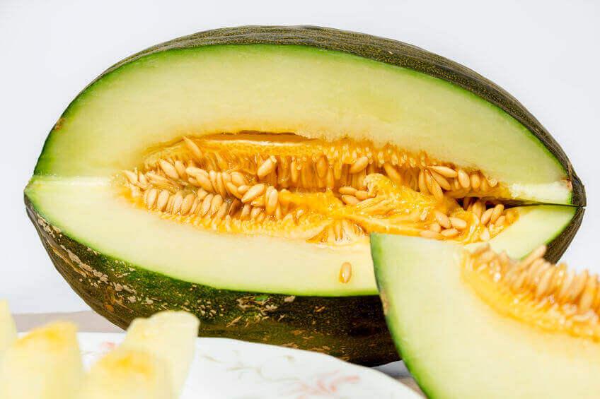 tipo de melón piel de sapo
