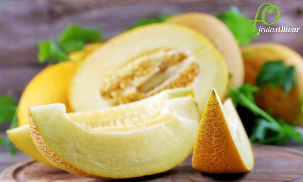 tipos de melón