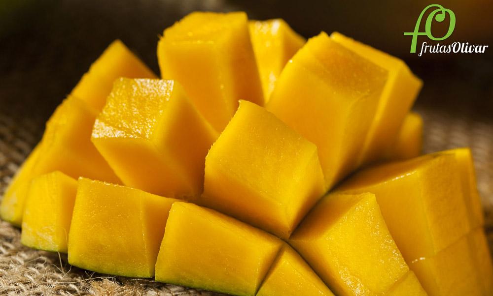 Es temporada de mango de Granada. ¡Todo aroma y sabor!