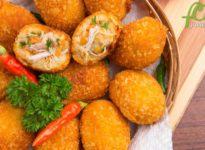 Recetas de croquetas: con verduras y saludables